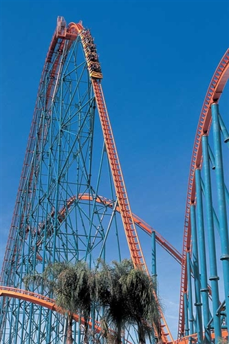 Six Flags Magic Mountain Tickets Valencia Ca