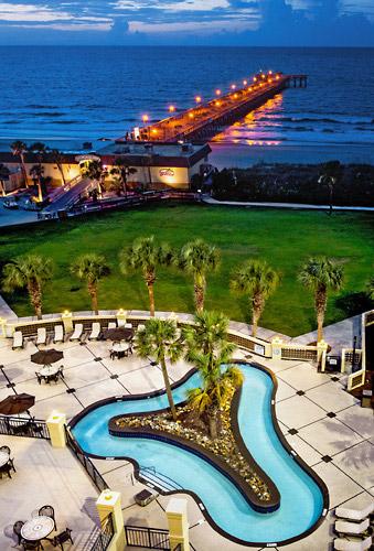 Springmaid Beach Resort In Myrtle South Carolina