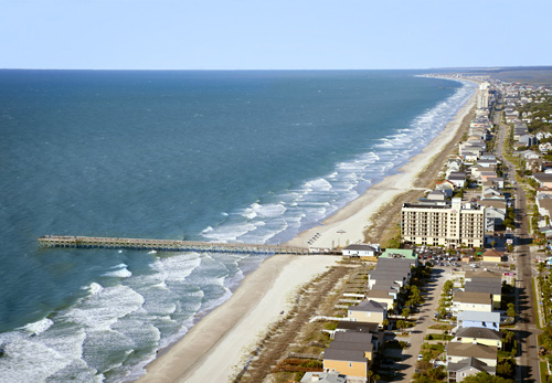 Pier At Surfside Beach Resort