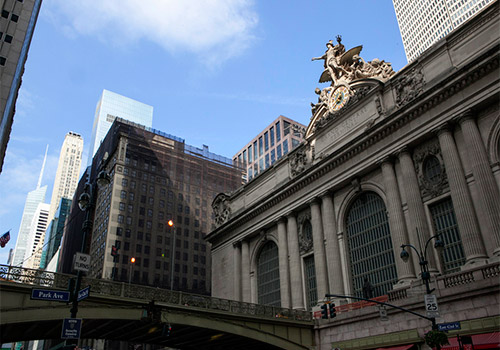 Highlights of Midtown Architectural Tour Inside Out Tours NYC