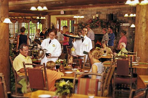 ... Dobyns Dining Room   Enjoy Lunch Or Dinner In Our Restaurant While  Being Served By One ...