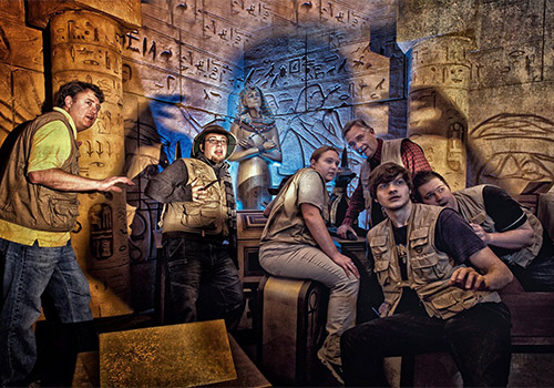 The Tomb Escape Game Pigeon Forge Tn