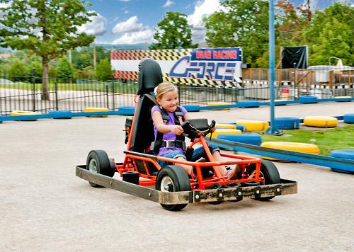 Oaks Park Go Karts