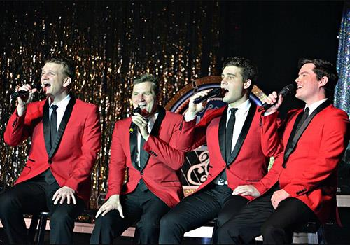 jersey boys tribute to frankie valli the four seasons