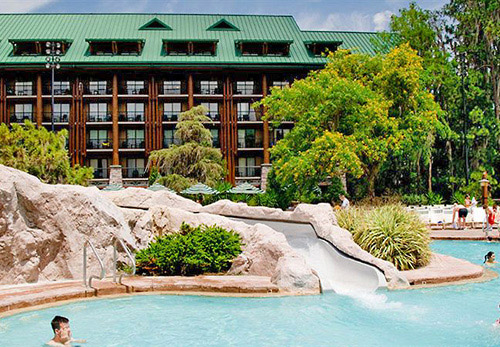 Villas At Disney S Wilderness Lodge Walt Disney World Resort