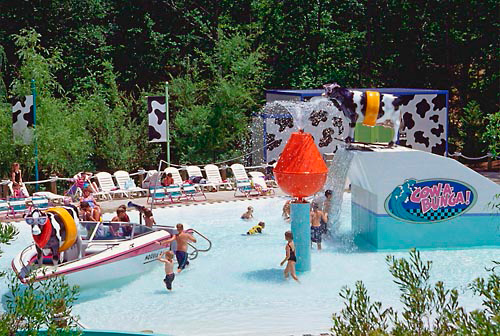 Busch Gardens Water Country Fun Card Fasci Garden