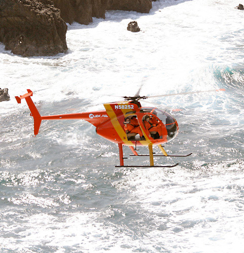 Alex Air Helicopter Tours West Maui Waterfalls