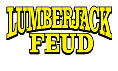 Lumberjack Feud Dinner and Show Logo