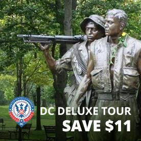 DC Deluxe Tour in Washington, District of Columbia