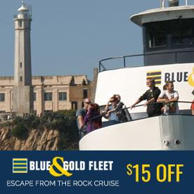 Escape From the Rock Cruise in San Francisco, California