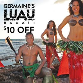 Germaine's Luau Hawaii in Kapolei, Oahu, Hawaii