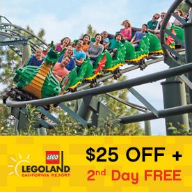 LEGOLAND® California Resort in Carlsbad, California
