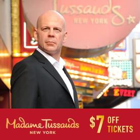 Madame Tussauds New York in New York, New York