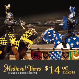 Medieval Times Dinner and Tournament- Baltimore in Hanover, Maryland