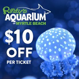 Myrtle Beach Attractions Discounts On Attraction Tickets