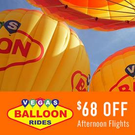 Vegas Balloon Rides in Las Vegas, Nevada