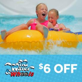 Wild Water & Wheels in Surfside Beach, South Carolina