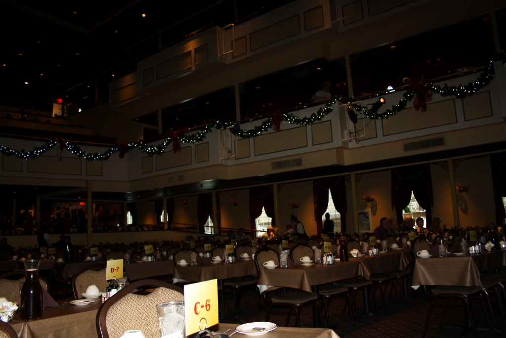 Branson At Christmas Time