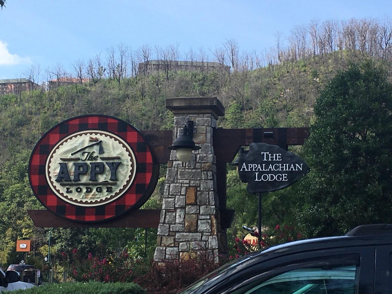 The Appy Lodge Appalachian Lodge Gatlinburg Tn