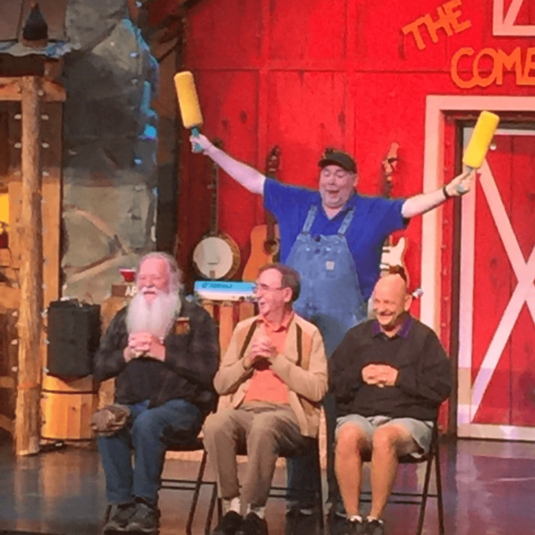 The Comedy Barn Show Tickets