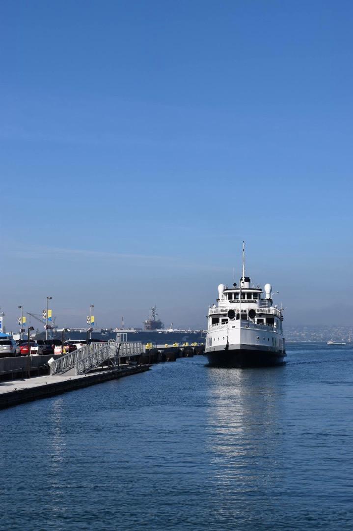 Hornblower San Diego Harbor Cruise San Diego Ca