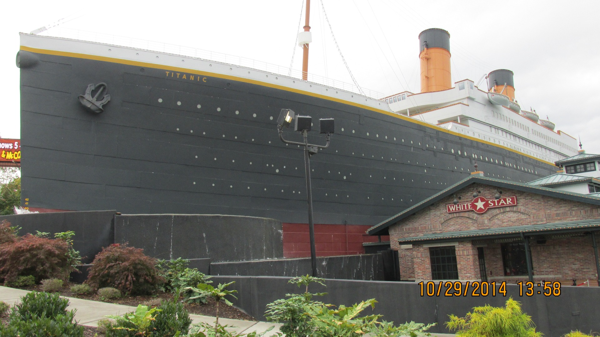 Titanic Museum - Pigeon Forge, TN | Pigeon Forge Attractions
