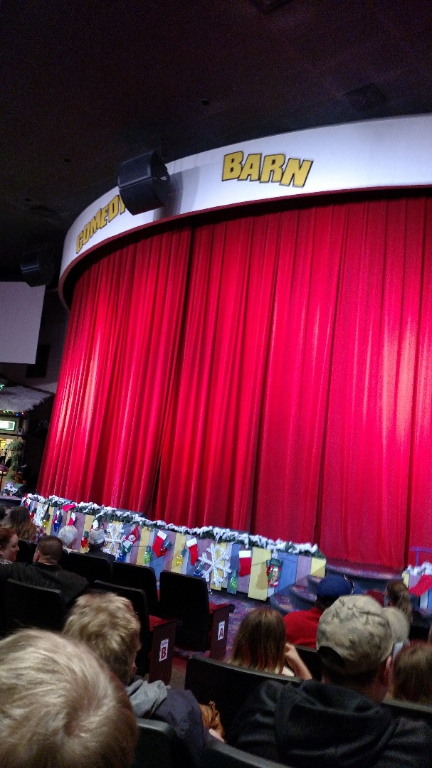 The Comedy Barn Show Tickets Pigeon Forge Tn