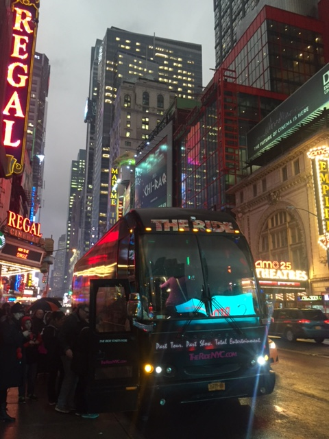 how to ride the bus in nyc