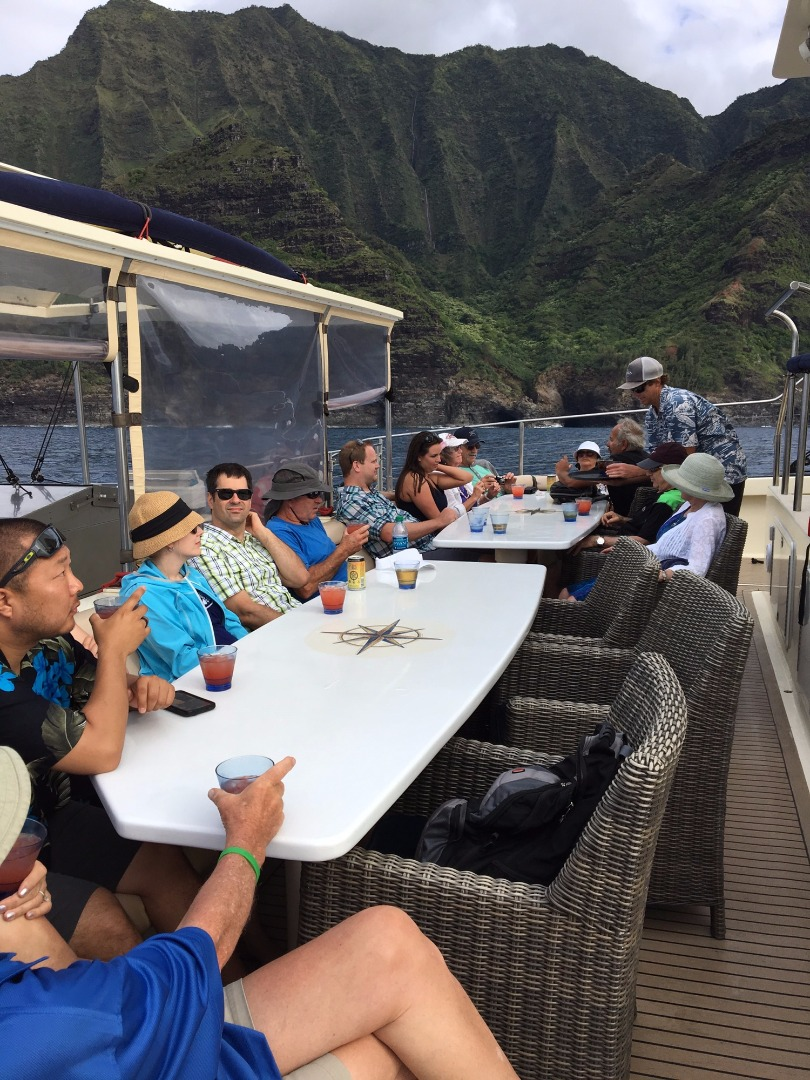 Captain Andy S Southern Star Na Pali Sunset Dinner Cruise
