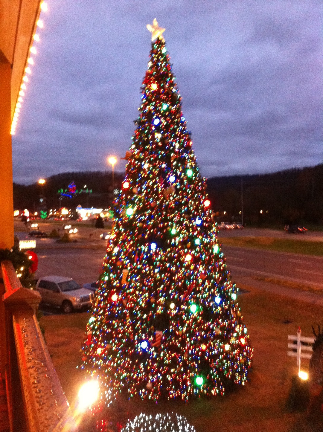 Christmas at Dolly Parton\'s Stampede - Pigeon Forge, TN