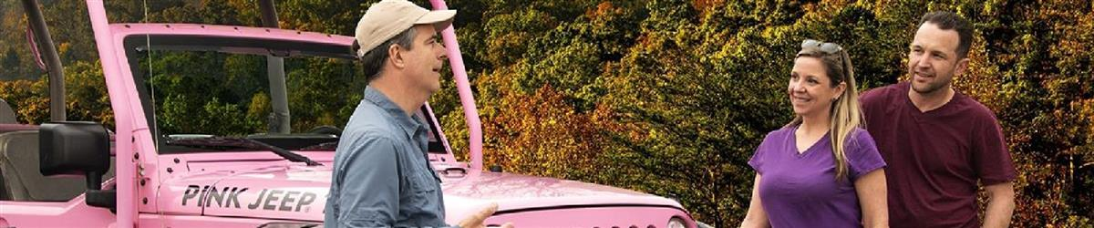 Pink Jeep Tours Smoky Mountains