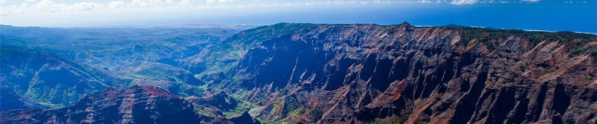 Waimea Canyon Tours