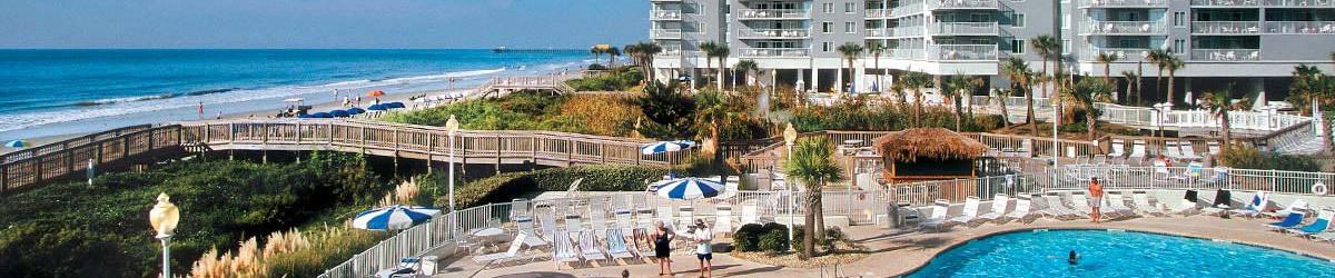 Myrtle Beach Hotels Oceanfront Hotels Resorts Condos