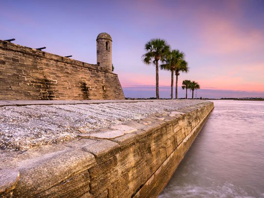 Vacations in Saint Augustine, FL